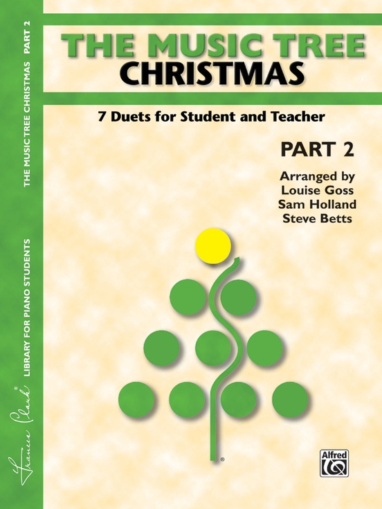 The Music Tree: Christmas, Part 2