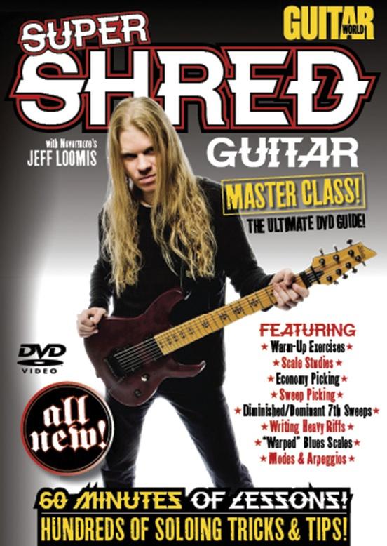 Guitar World: Super Shred Guitar Masterclass!