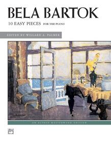 Bartók: 10 Easy Pieces