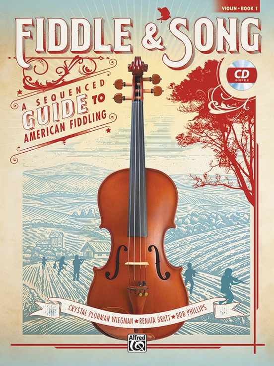 Fiddle & Song, Book 1