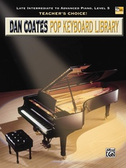 Teacher's Choice! Dan Coates Pop Keyboard Library, Book 5