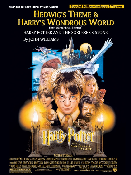 Hedwig's Theme & Harry's Wondrous World (from Harry Potter and the Sorcerer's Stone)