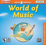 Creating Music Series: World of Music (Intermediate) (Home Version)
