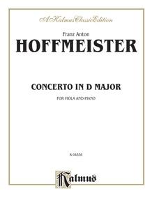 Viola Concerto in D Major