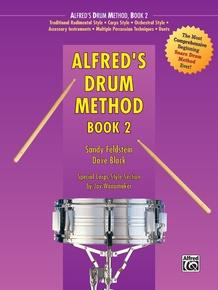 Alfred's Drum Method, Book 2