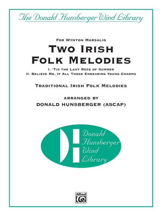 Two Irish Folk Melodies