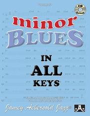 Jamey Aebersold Jazz, Volume 57: Minor Blues in All Keys