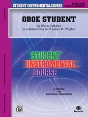 Student Instrumental Course: Oboe Student, Level III