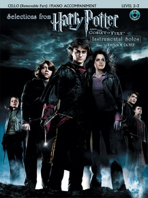 <I>Harry Potter and the Goblet of Fire,</I>™ String Selections from