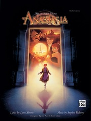 Anastasia, Selections from