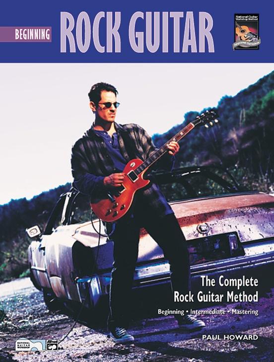 The Complete Rock Guitar Method: Beginning Rock Guitar