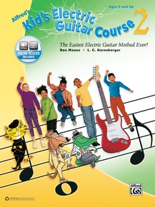 Alfred's Kid's Electric Guitar Course 2