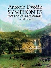 "Symphonies 8 and 9 (""New World"")"