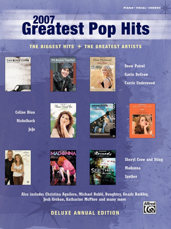 2007 Greatest Pop Hits