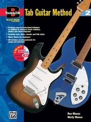 Basix®: TAB Guitar Method 2