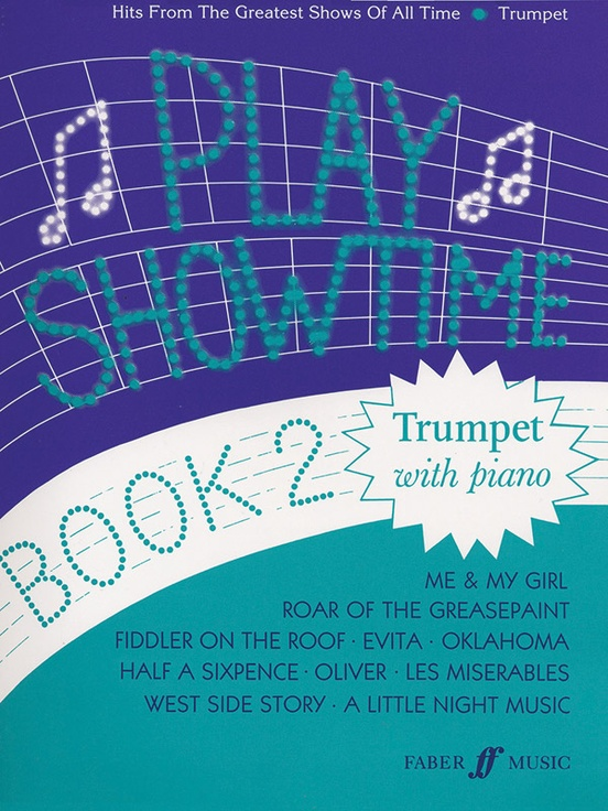 Play Showtime for Trumpet, Book 2