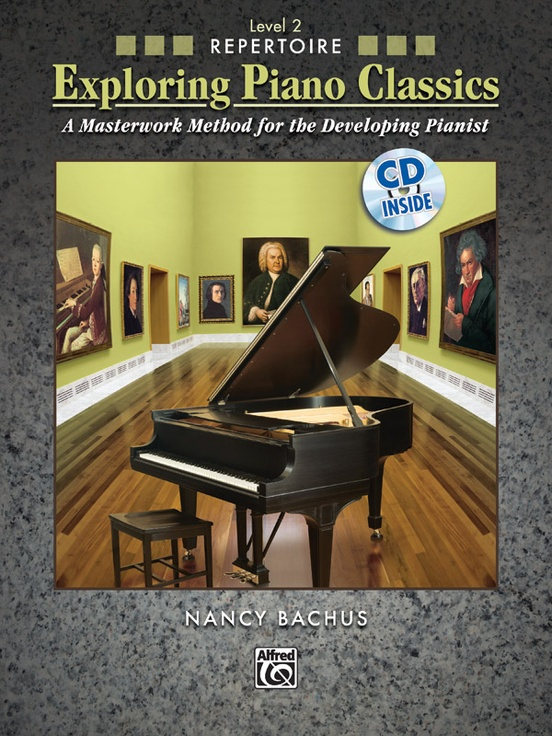 Exploring Piano Classics Repertoire, Level 2