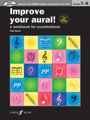 Improve Your Aural! Grade 7-8 (Revised)