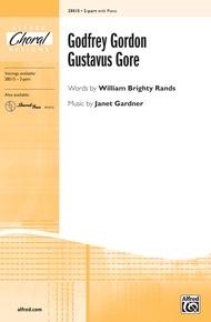 Godfrey Gordon Gustavus Gore