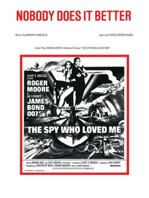 Nobody Does It Better (from <I>The Spy Who Loved Me</I>)
