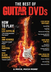 Guitar World: The Best of Guitar World DVDs