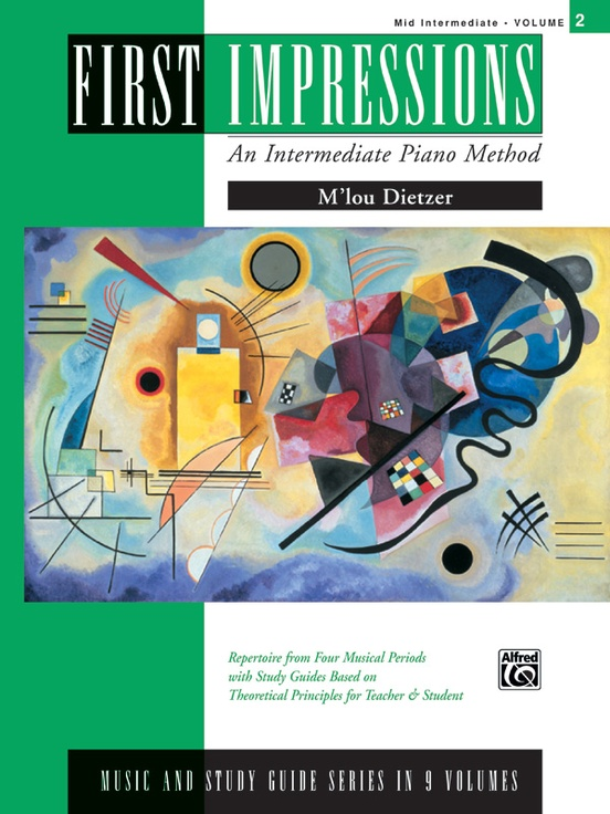 First Impressions: Music and Study Guides, Volume 2