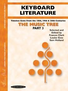 The Music Tree: Keyboard Literature, Part 3