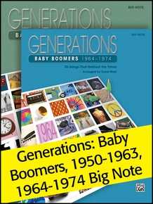 Generations: Baby Boomers BN (Value Pack)