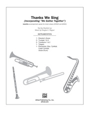 Thanks We Sing