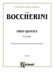 First Quintet in D Major