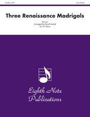 Three Renaissance Madrigals