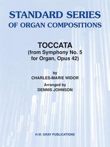 Toccata (from <i>Symphony No. 5 for Organ, Opus 42</i>)