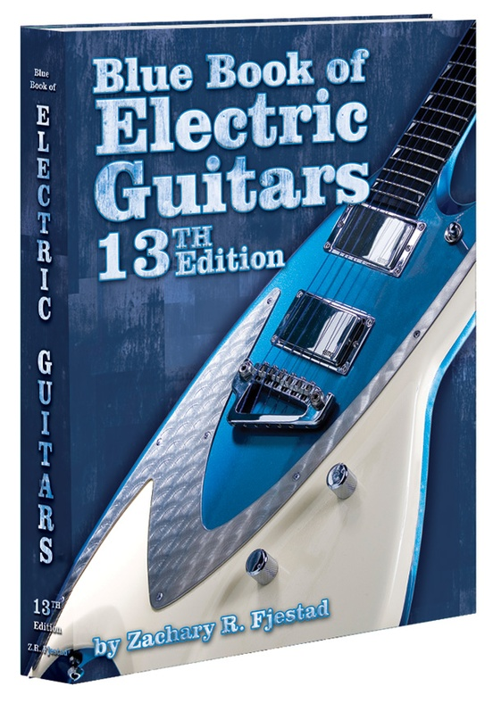 Blue Book of Electric Guitars (13th Edition)