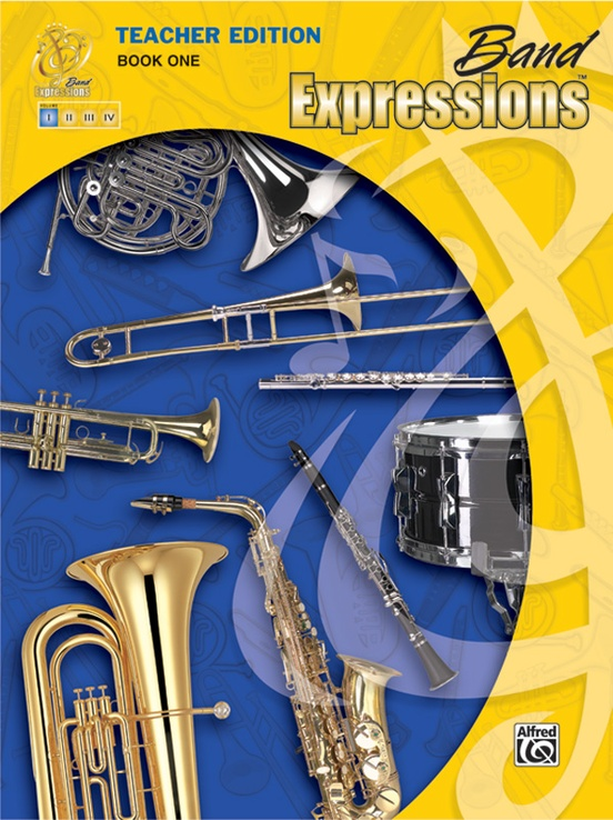 Band Expressions™, Book One: Teacher Edition * New Edition Item #EMCB1001X