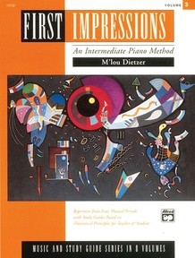 First Impressions: Music and Study Guides, Volume 3