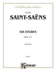 Six Etudes, Opus 111