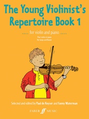 The Young Violinist's Repertoire, Book 1