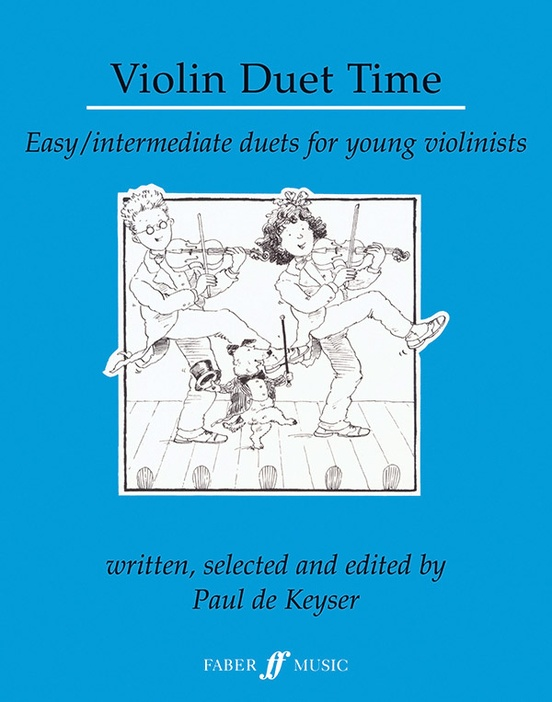 Violin Duet Time