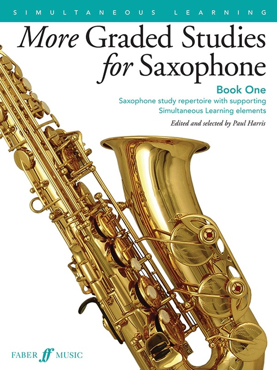More Graded Studies for Saxophone, Book One