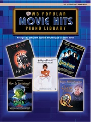 Popular Piano Library: Movie Hits, Level 5