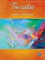 Toccatas, Book 2