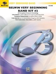 Belwin Very Beginning Band Kit #2
