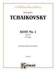 Suite No. 1 in D Major, Opus 43
