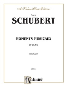 Moments musicaux, Opus 94