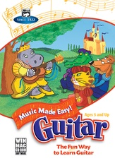 Music Made Easy: Guitar