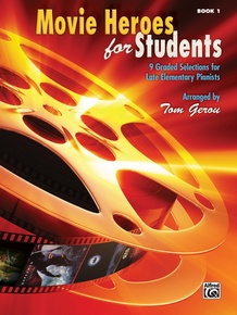 Movie Heroes for Students, Book 1