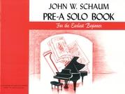 Pre-A Solo Book