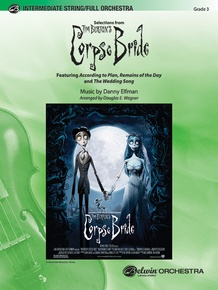 <I>Corpse Bride,</I> Selections from Tim Burton's