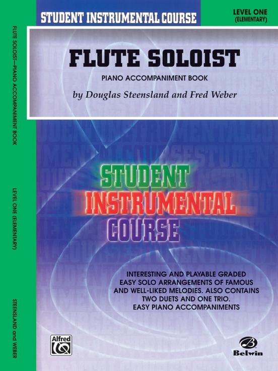 Student Instrumental Course: Flute Soloist, Level I