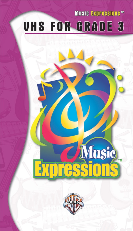 Music Expressions™ Grade 3: VHS Video